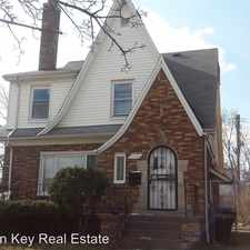 Rental info for 17141 Greenlawn in the Bagley area