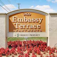 Rental info for Embassy Terrace Apartments in the Kalamazoo area