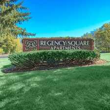 Rental info for Regency Square