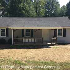 Rental info for 524 Catawba Circle N in the Indian Trail area