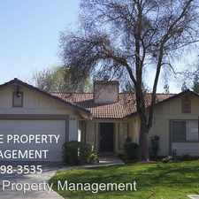 Rental info for 6510 N. Delbert Ave. in the Fresno area