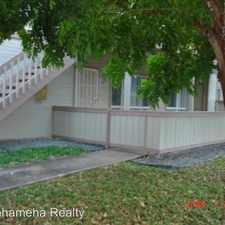 Rental info for 91-1120 Puahala Street 18B in the Ewa Gentry area