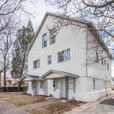 Rental info for Cute 2 Bedroom Apartment