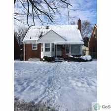 Rental info for Newly Renovated 3 Bedroom Brick in the Detroit area