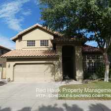 Rental info for 16829 S 31st Way