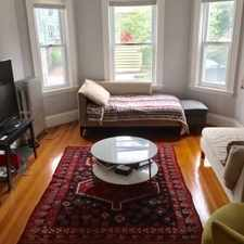 Rental info for Huron Ave & Standish St in the West Cambridge area