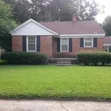 Rental info for 947 Parkhaven Ln. in the Memphis area