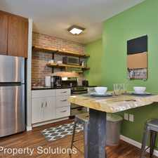 Rental info for 940 E Webster St in the Springfield area