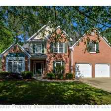 Rental info for 4747 Walkabout Creek Court NW