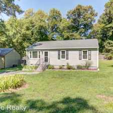 Rental info for 1522 Rayburn Road