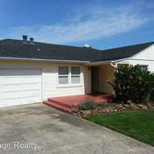 Rental info for 146 43rd Avenue in the Belmont area