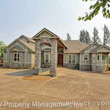 Rental info for 905 SE 345th Ave