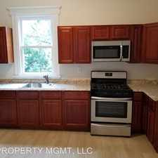 Rental info for 816-818 S. 14TH STREET in the Upper Clinton Hill area