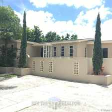 Rental info for 8000 Southwest 16th Street in the Westchester area