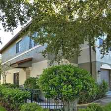 Rental info for Awesome 3/2/1 Townhome at Lee Vista (6165)