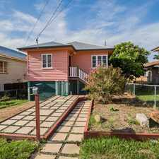 Rental info for Charming Character Queenslander