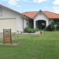 Rental info for Beautifully Presented Family Home in Hope Island in the Coomera area