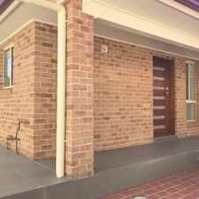 Rental info for BRAND NEW BRICK VENEER 2 BEDROOM GRANNY FLAT in the Guildford area