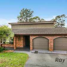 Rental info for FIGTREE - FAMILY SIZED !