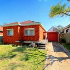 Rental info for Good Size 4 Bedroom House Close To All Amenities