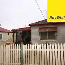 Rental info for CAMDEN CENTRAL in the Sydney area