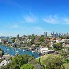 Rental info for Perfectly Positioned with Amazing Harbour Views