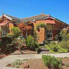 Rental info for FAMILY HOME WITHIN MOUNT WAVERLEY SECONDARY SCHOOL ZONE. in the Burwood East area