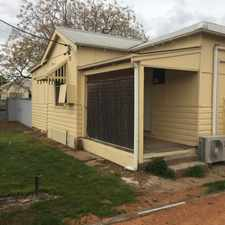 Rental info for Renovated 2 bedroom cottage in North Dubbo in the Dubbo area