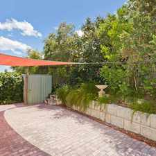 Rental info for WHAT A BEAUTY! in the Perth area