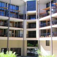 Rental info for Fantastic tri level apartment in the heart of Canberra in the City area