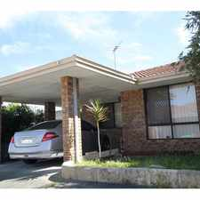 Rental info for RENT REDUCED !~~~ QUIET COMPLEX ~~~ in the Noranda area