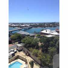 Rental info for SET IN SUPERB LOCATION CLOSE TO FACILITIES! in the East Fremantle area
