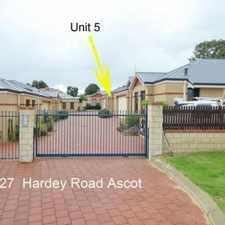 Rental info for ONE WEEK FREE RENT !!GORGEOUS! in the Ascot area