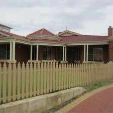 Rental info for SPACIOUS 5x2 FAMILY HOME! in the Mindarie area