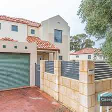 Rental info for Renovated Beauty in the Perth area