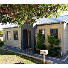 Rental info for Modern Villa with Convenient Location! in the Perth area