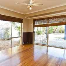 Rental info for Large Powered Workshop in the Perth area