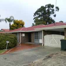 Rental info for FULL RENOVATION COMPLETE-JUST MOVE IN in the Forrestfield area