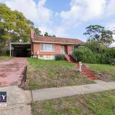 Rental info for 3 Bedroom Home in Doubleview in the Doubleview area