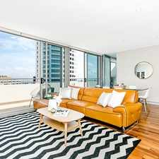Rental info for Smart Urban Living in the Village' in the Sydney area