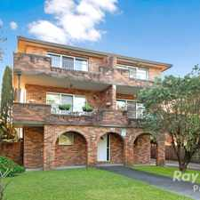 Rental info for OPPOSITE PARRAMATTA PARK