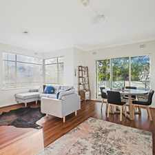 Rental info for RECENTLY RENOVATED LIGHT FILLED 3 BEDROOM APARTMENT in the Lindfield area