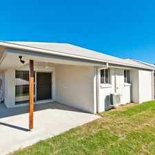 Rental info for Modern, Easy Living Home in the Brisbane area