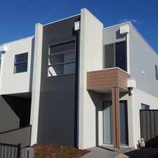 Rental info for BRAND NEW SPARKLING 3 BEDROOM TOWNHOUSE
