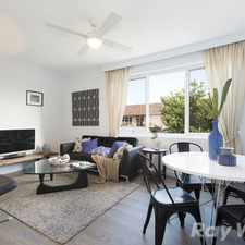 Rental info for **UNDER APPLICATION - BOND RECEIVED** in the St Kilda area