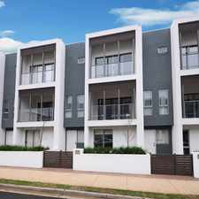 Rental info for Near new 3 BDR townhouses available, excellent location! For private viewings, please contact Judy on 9782 9333 in the Melbourne area