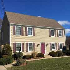 Rental info for 2 Bedrooms Apartment In Westerly. Pet OK!
