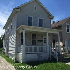 Rental info for 1115 High - #1 in the Fort Wayne area