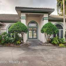 Rental info for 8602 Vista Point Cove