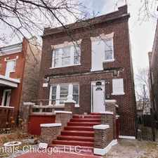 Rental info for 7611 S. Morgan St. in the Chicago area